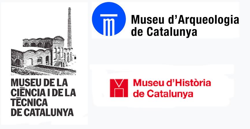 Museos de Arqueología , Historia de Cataluña y el de la Ciencia y la Técnica Gratis hasta el 30 de Junio