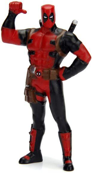 Marvel Camion de Tacos con figura de Deadpool