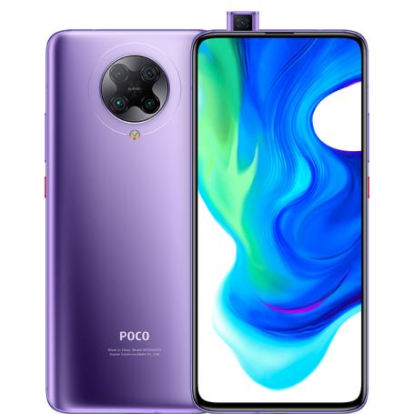 POCO F2 Pro 5G 8/256GB Morado y Azul (Envío desde España y 2 años de garantía)