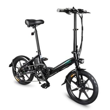 Bicicleta eléctrica FIIDO D3S (desde Alemania)