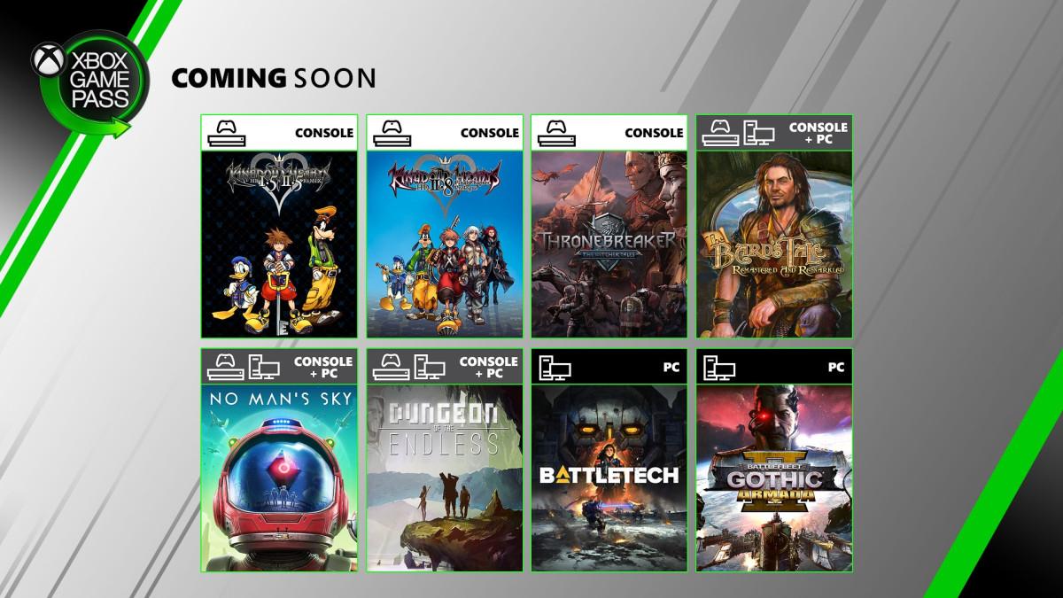 Proximos juegos Xbox Game pass pc y consola