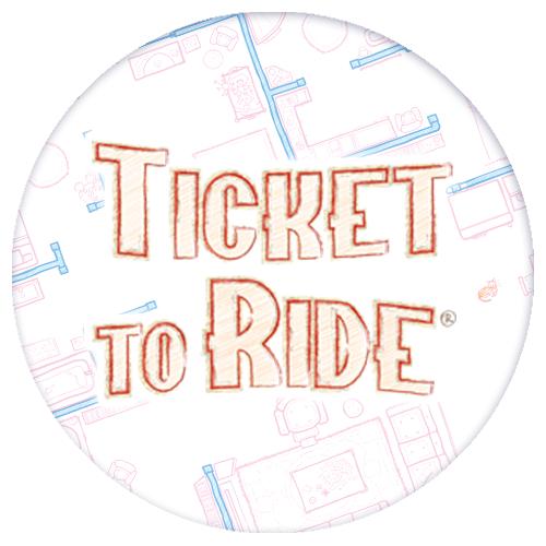 Ticket To Ride - Versión quédate en casa - GRATIS - Hazlo tu mismo.