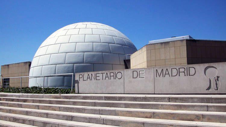 Gratis Entrada al planetario del 11 al 14 de Junio (Madrid)