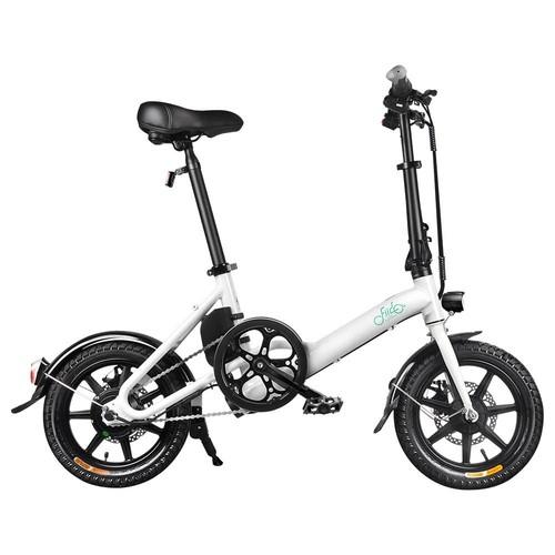 Bicicleta eléctrica plegable FIIDO D3