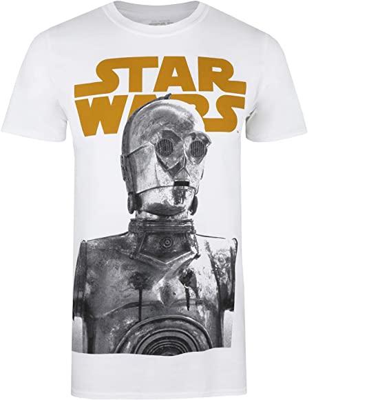 Recopilación camisetas Star wars (5,25€ A 6,95€)