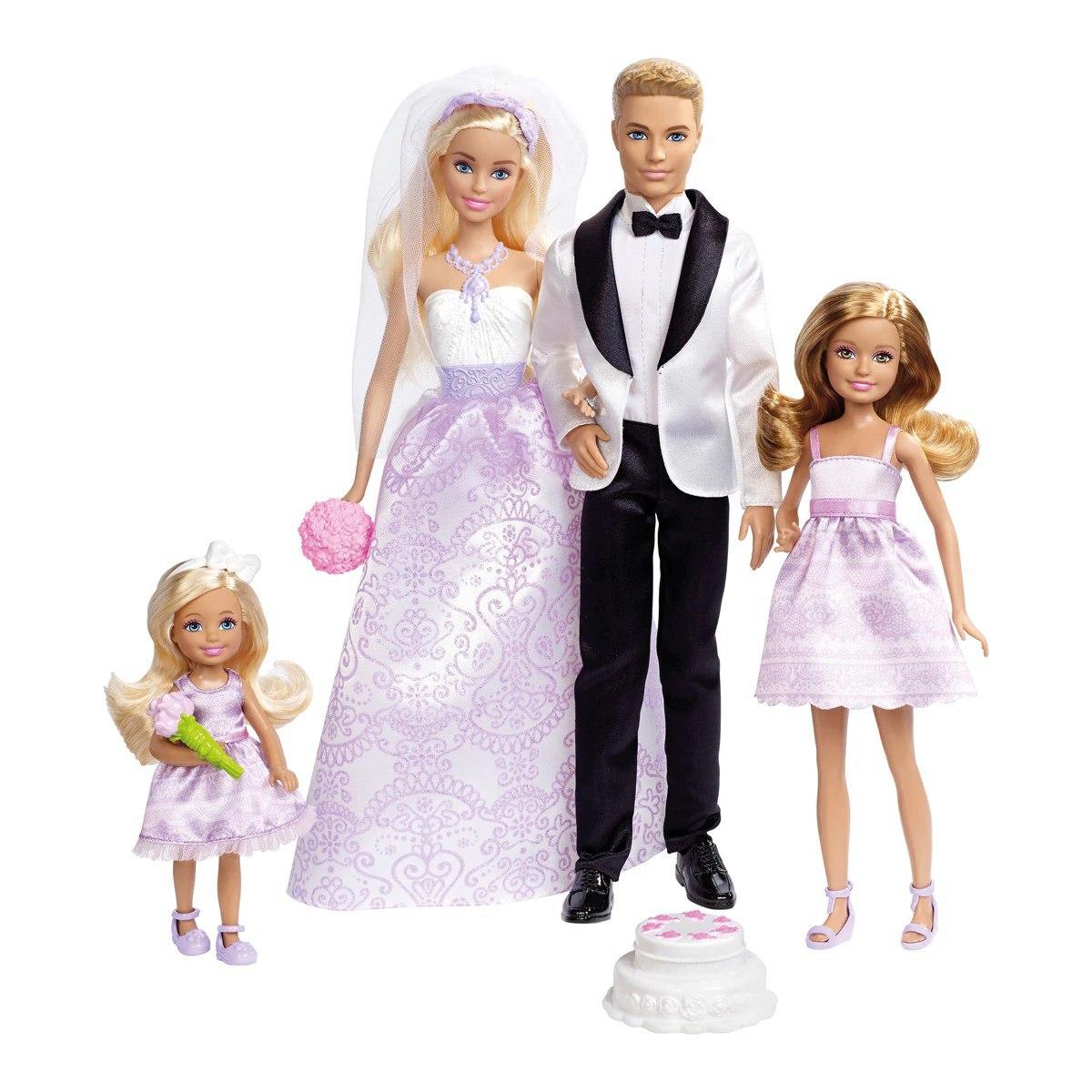 Barbie boda romantica