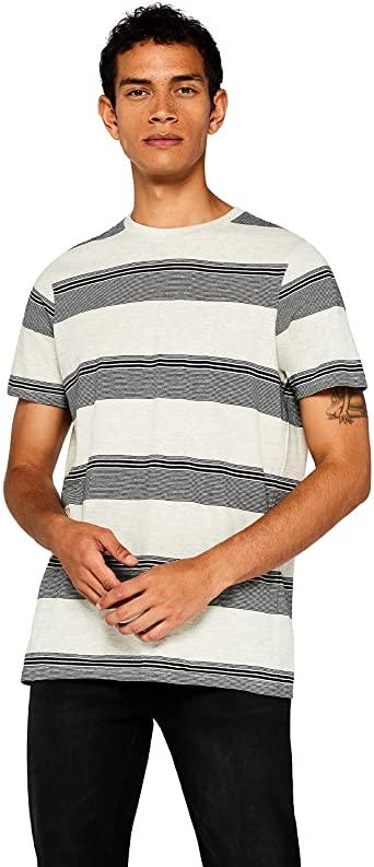Camiseta de Rayas Hombre Talla M