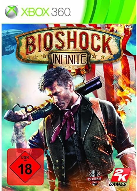 Bioshock Infinite(Xbox 360)