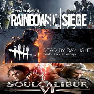 XBOX :: Juega Gratis Tom Clancy's Rainbow Six Siege, Dead by Daylight y SOULCALIBUR VI