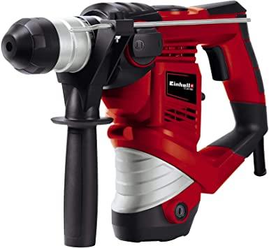 Martillo perforador con mecanismo percutor neumático 900 W Einhell 4258237 TH-RH 900/1