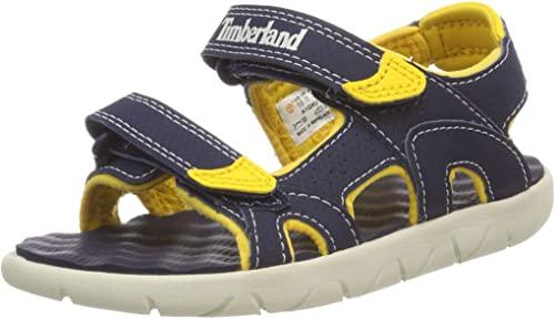 Timberland Perkins Row 2-Strap, Sandale Junior Unisex Niños en tallas 22, 28, 24, 25,26, 28, 30.