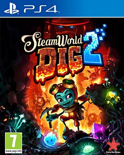 SteamWorld Dig 2 [PS4] (Versión física)