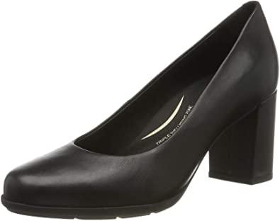 Geox D New Annya A, Zapatos de Tacón para Mujer talla 40.La talla 36.5 por 23.06€