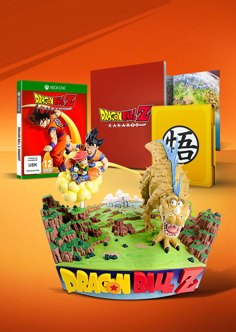 DRAGON BALL Z: KAKAROT - Edición de Coleccionista Xbox One