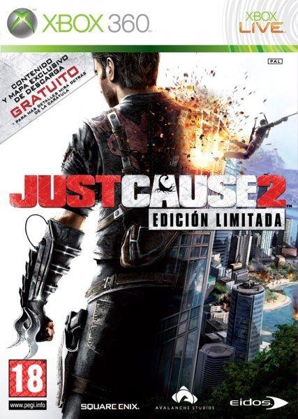 XBOX ONE Y XBOX 360: Just Cause 2 (digital)