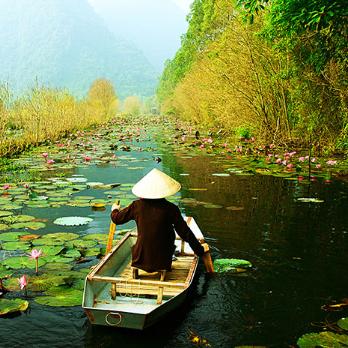 Vuelo barato a Vietnam 433€ ida y vuelta desde BCN