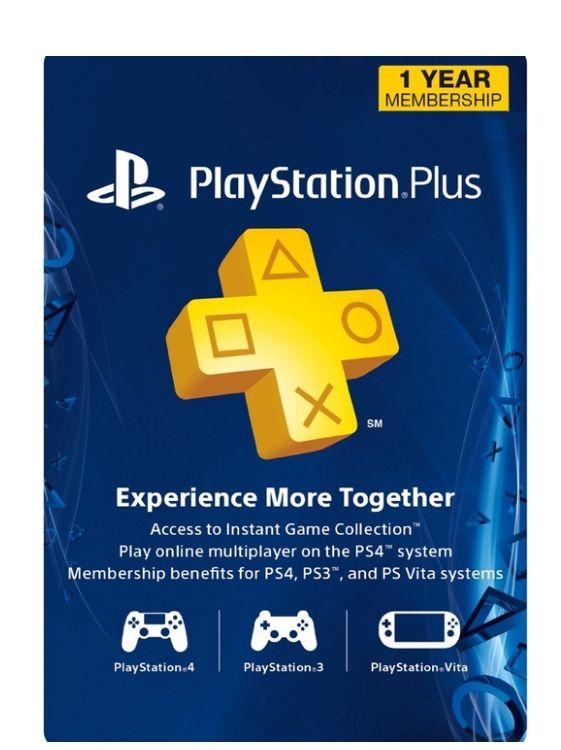 PlayStation Plus 12 Meses (Código Usa) (leer descripción para aplicar en cuenta Española)