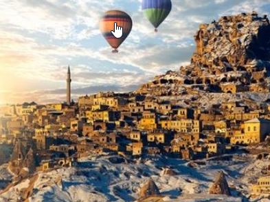 Circuito 8 días en Turquía con vuelos, hoteles y comidas