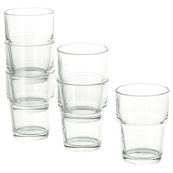 Pack de 6 vasos