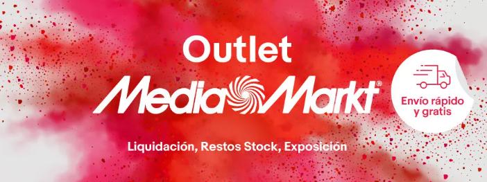 MediaMarkt en Ebay hasta el 50%. Envío gratis