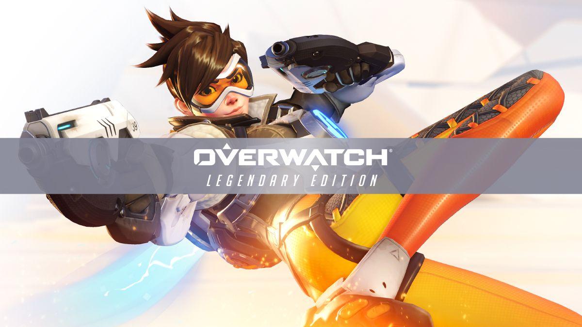 Videojuego Overwatch Legendary para Nintendo Swtich