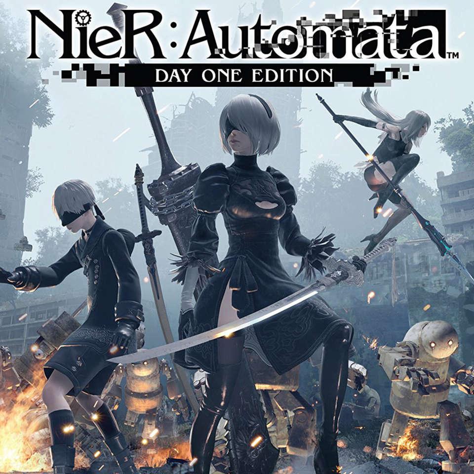NieR Automata (PC, Steam)