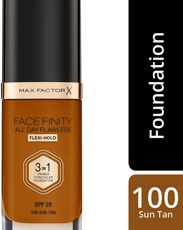 Max Factor FaceFinity 3 en 1