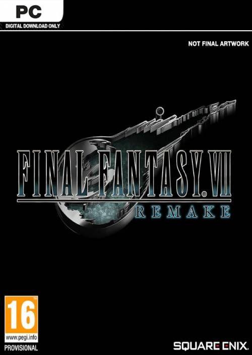Final Fantasy VII 7 Remake PC