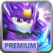 SUPERHERO ROBOT PREMIUM