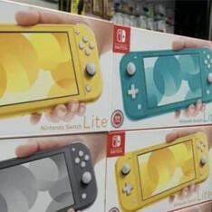 Consola Nintendo Switch Lite (AlCampo de Burgos)