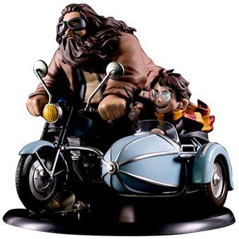 Figura Quantum Harry Potter con Hagrid en moto (Recogida Fnac)
