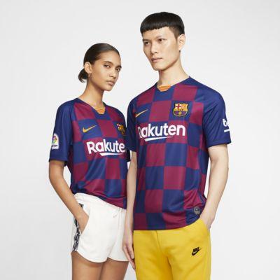 Camiseta de fútbol original Barcelona Nike (también del Chelsea y PSG)