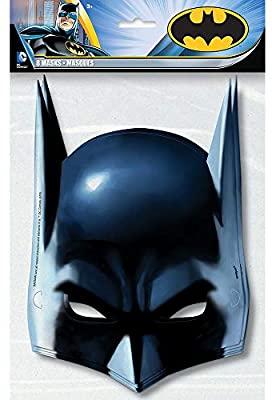 Pack 8 máscaras de Batman
