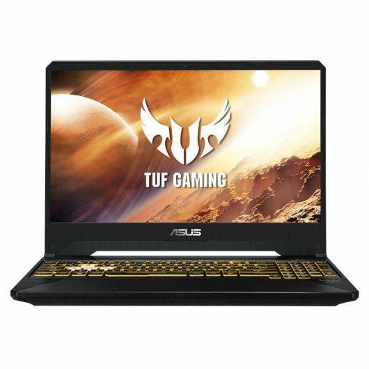"Asus TUF Gaming FX505DT-BQ208 AMD Ryzen 7-3750H/16GB/512 SSD/GTX1650/15.6"""