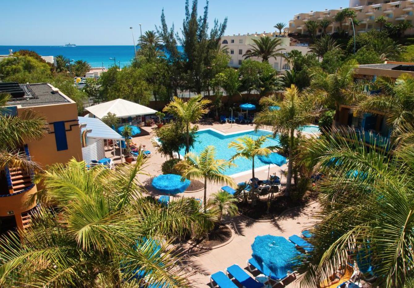 SEPT Fuerteventura Todo Incluido 368€/p= 7 noches en apartahotel + vuelos desde BCN