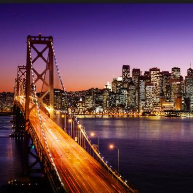 Vuelos a San Francisco desde 233€ ida y vuelta desde BCN