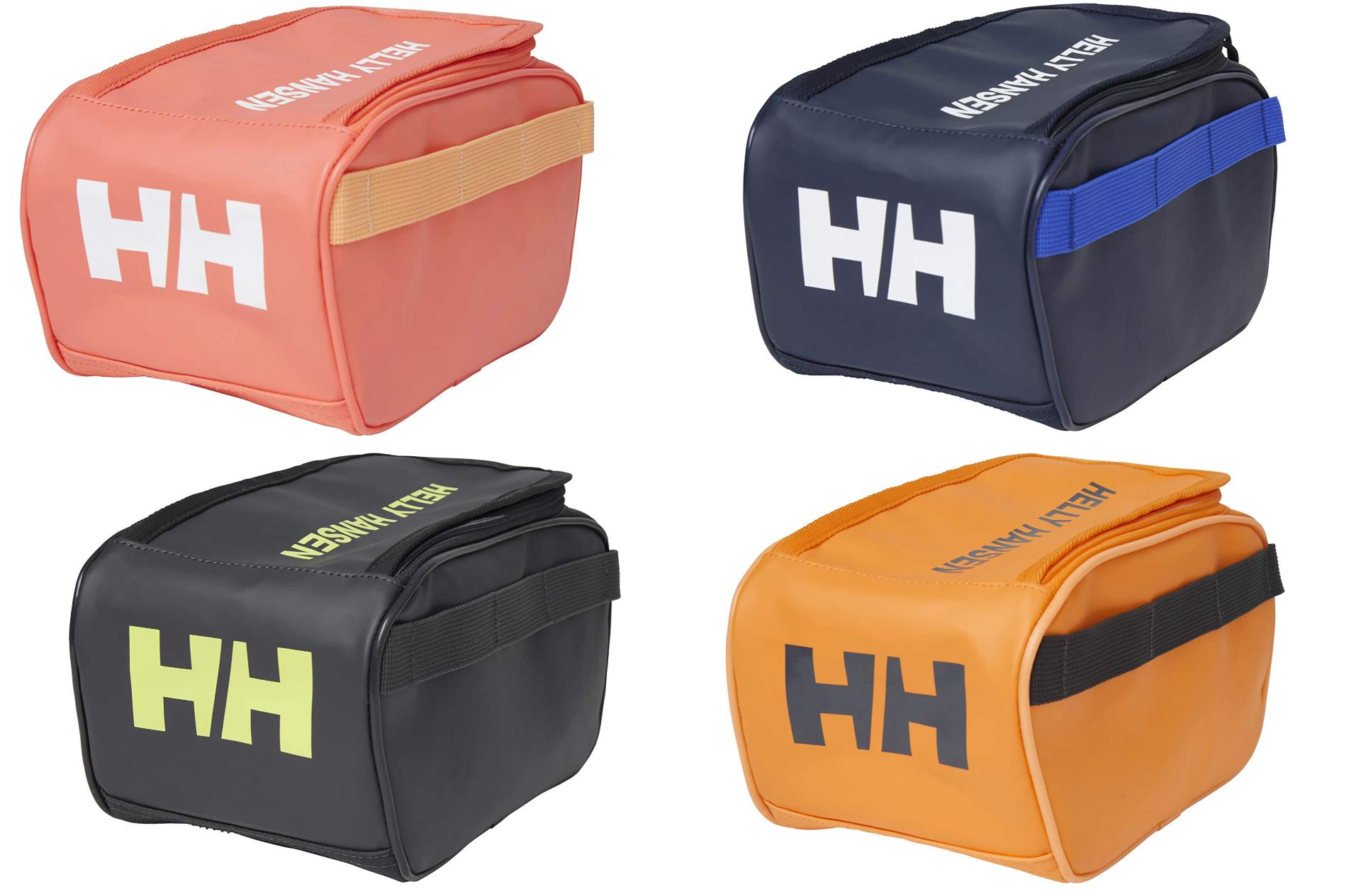 En 4 COLORES - Helly Hansen HH Scout Wash Bag Neceser, Unisex Adulto