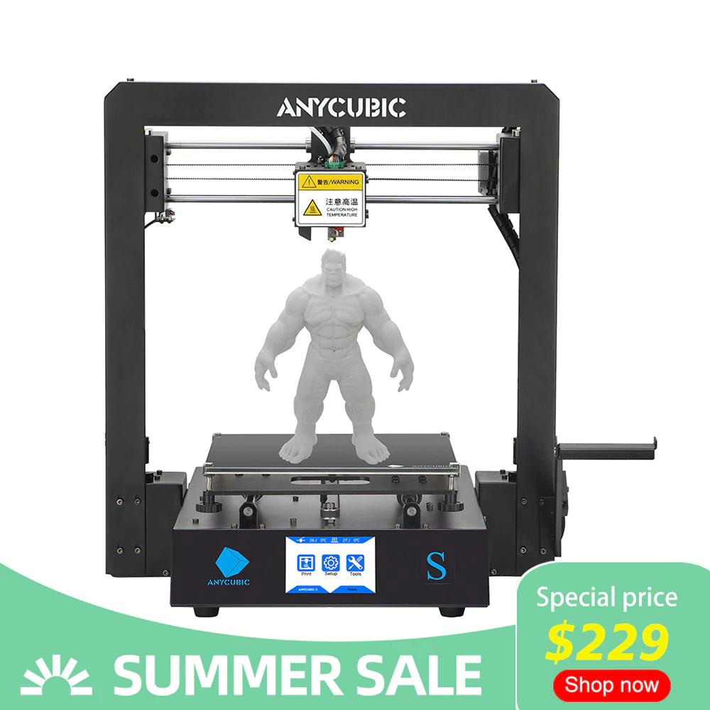 Impresora 3D ANYCUBIC MEGA S