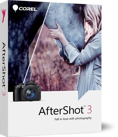 Corel AfterShot 3 Editor de Fotos GRATIS