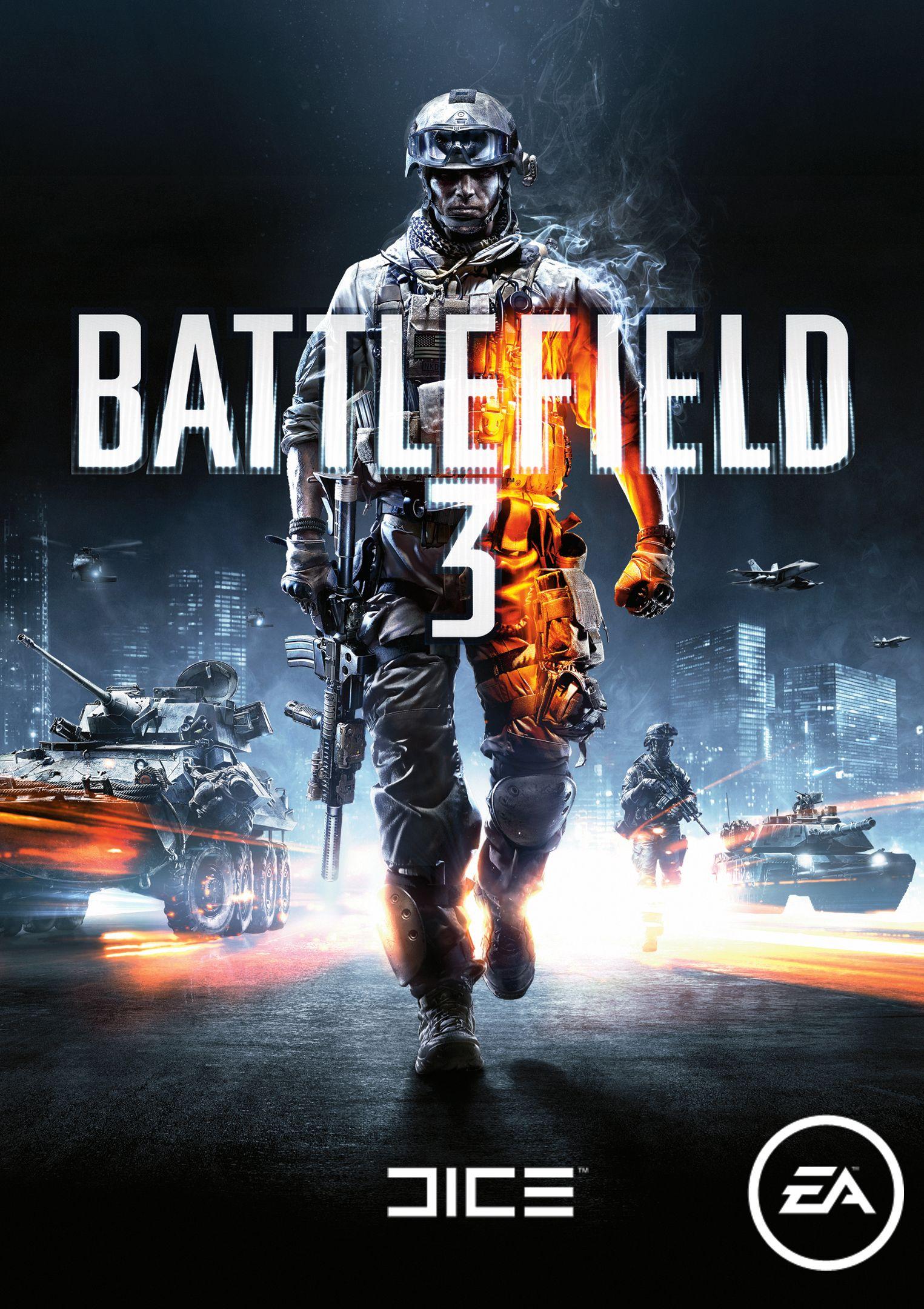 Battlefield 3 Gratis Para Siempre (Xbox 360)