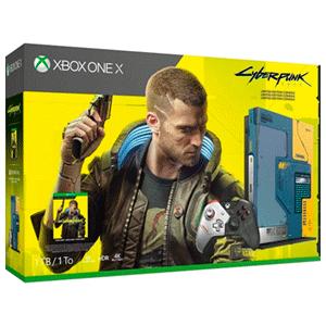 XBOX ONE X CYBERPUNK 2077 (DISPONIBLES EN MADRID, BARCELONA Y PARA TENERIFE A 279,95€)