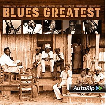 BLUES Greatest [Vinilo] LP