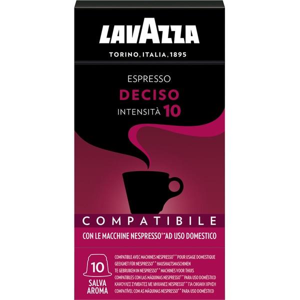 Café Lavazza 10 capsulas nespresso
