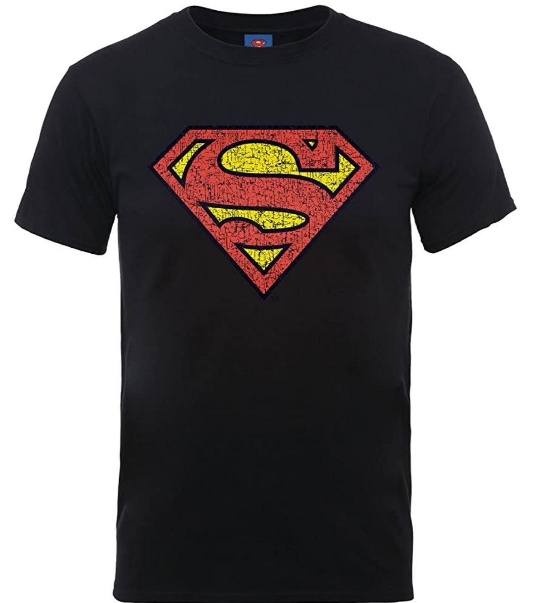 DC Comics Camiseta para Hombre Superman