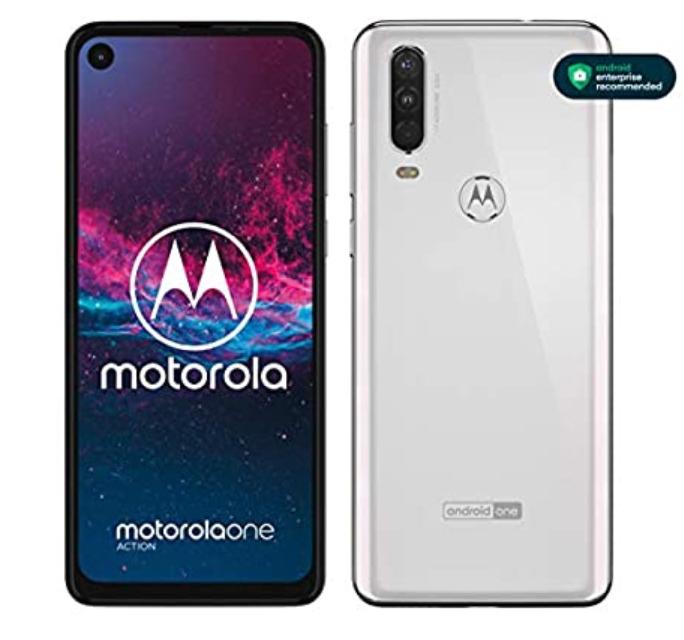 Motorola one action estado como Nuevo