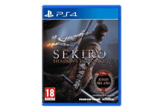 PS4 Sekiro: Shadows Die Twice en Mediamarkt