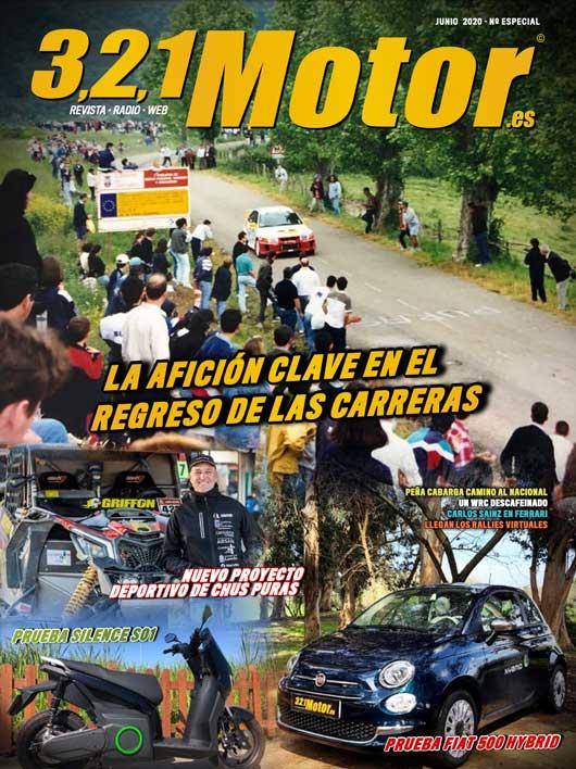 Revista 3,2,1 Motor: Edición especial de Junio (GRATIS)