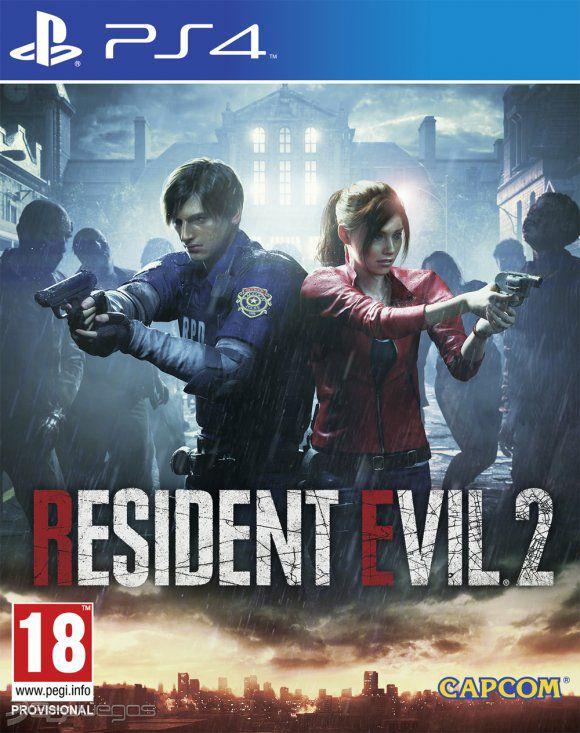Resident evil 2 ps4 - Mediamarkt