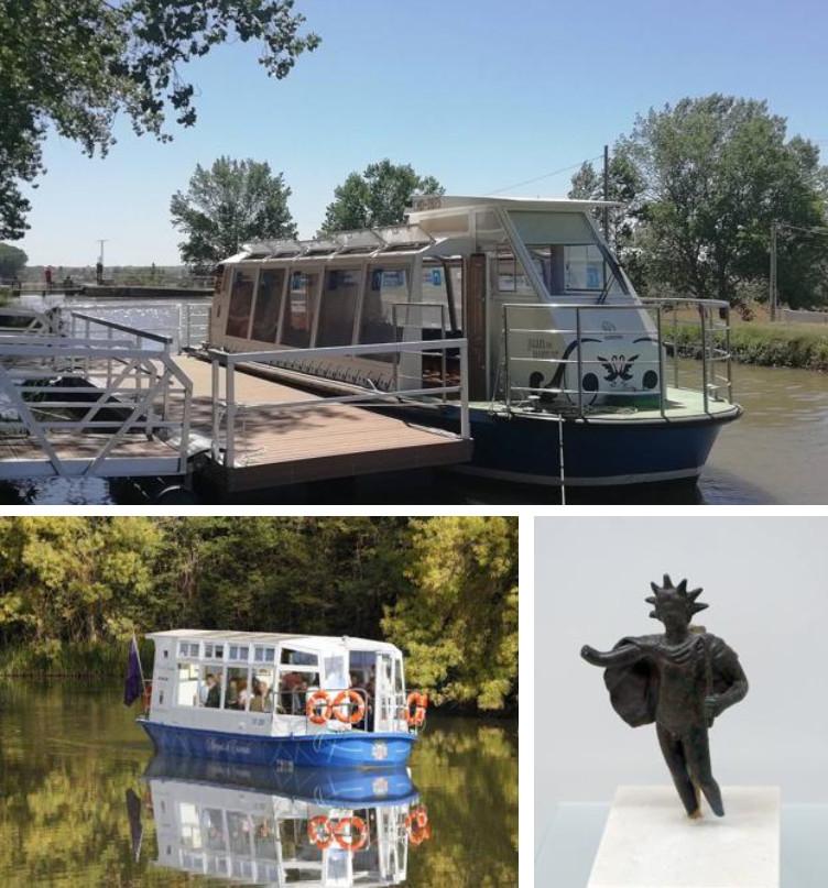 Junio y Julio: Tesoros turísticos de Palencia + Barcos por el Canal: Gratis para Palentinos y quien haga gasto superior a 15€ en hostelería