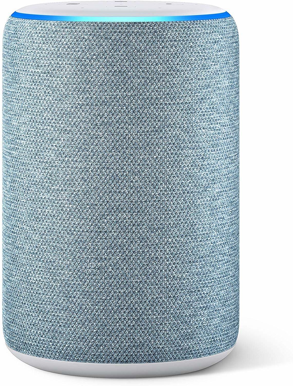Altavoz inteligente con Alexa - Amazon Echo (3ª Gen)